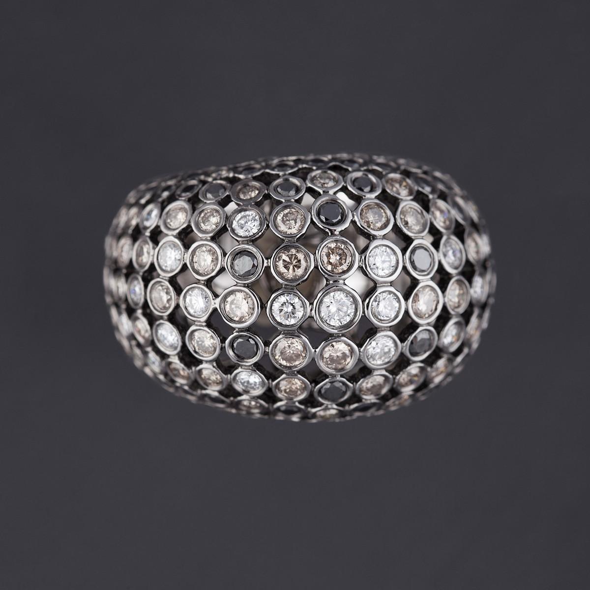 Connu Grosse Bague boule diamants OR79