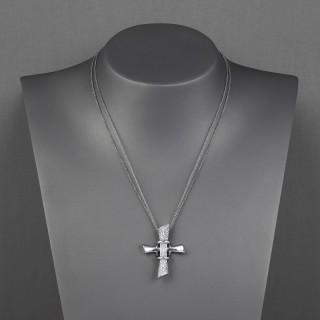 Croix stylisée