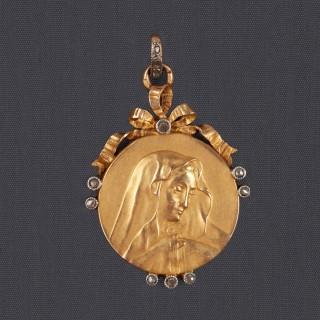 Medaille vierge