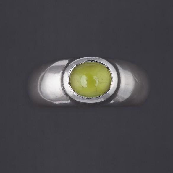 Bague anneau tourmaline